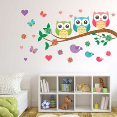 24 New Ideas Wall Drawing Kids Bedrooms Girl Room, Girls Bedroom, Baby Room, Love Heart Drawing, Simple Wall Paintings, Baby Wall Decals, Wall Drawing, Bathroom Design Small, Kids Store