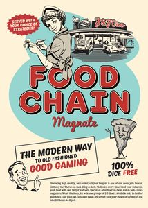 Food Chain Magnate | Board Game | BoardGameGeek