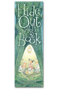 Hide Out Bookmark - Bookmarks - Products for Children - ALA Store