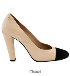 Classic Chanel pumps