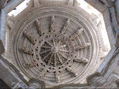 #India, #Ranakpur, #Rajasthan  http://www.nativeplanet.com/ranakpur/photos/2743/#image-0