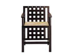 Chair Sedia DS4, Charles Rennie Mackintosh, 1918 ¡BELLA!
