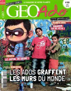 GéoAdo N° 123  Mai 2013