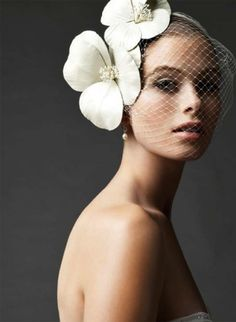Hate the flower... love the netting