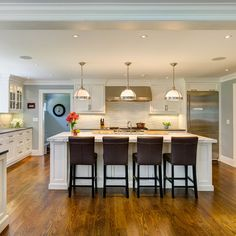About kitchen on pinterest kitchens cabinets and white cabinets