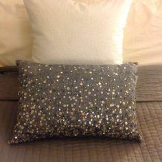 Sparkly Pillows