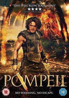 Pompeii [DVD]: Amazon.co.uk: Kit Harington, Emily Browning, Kiefer Sutherland, Carrie-Anne Moss, Paul W.S. Anderson: DVD & Blu-ray