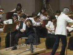 Bruch Violin Concerto #1 mvt.3 - Itzhak Perlman