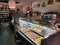 Es Fornet Pastisseria is a popular bakery/coffee shop serving delicious pastries and regional specialties. Follow the link to find out more. http://mikestravelguide.com/where-to-eat-in-cadaques/