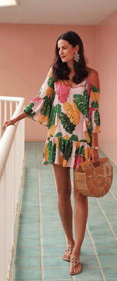 40 Spring Outfits That Are Classic - Look Fashion, Fashion Outfits, Womens Fashion, Fashion Trends, Casual Dresses, Short Dresses, Summer Dresses, Spring Summer Fashion, Spring Outfits