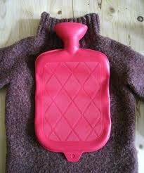 recycled hot water bottle cover - Google Search