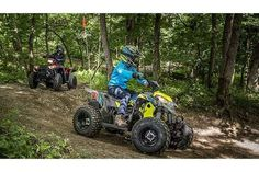 New 2017 Polaris OUTLAW 50 ATVs For Sale in Michigan. 2017 Polaris OUTLAW 50, ENGINE & DRIVETRAINActive Descent ControlN.A.CoolingAirDrive System Type2WDEngine Braking System (EBS)N.A.Fuel SystemCarburetedTransmission/Final DriveAutomatic PVT Forward; ChainCylinders-Displacement (cc)49ccEngine Type4-Stroke Single Cylinder SUSPENSIONFront SuspensionSingle A-Arm with 3 (7.6 cm) TravelRear SuspensionMono-Shock Swingarm with 3 (7.6 cm) Travel BRAKESFront/Rear Brakes4-Wheel DrumParking…