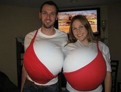 11 funny couples costumes