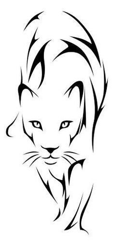 Image result for female panther tattoo