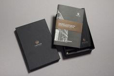 Creative Brochure Design Samples for Inspiration Hotel Brochure, Luxury Brochure, Brochure Cover, Brochure Layout, Corporate Brochure, Corporate Identity, Brochure Design Samples, Folders, Brochure Design Inspiration