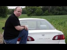 Clark Olson Media Presents a 2000 Toyota Corolla.If I ever sell a car, this is SO how I'm going to do it! Salesman Humor, Car Salesman, Car Memes, Car Humor, Funny Commercials, Are You Not Entertained, Car Posters, Like A Boss, Toyota Corolla
