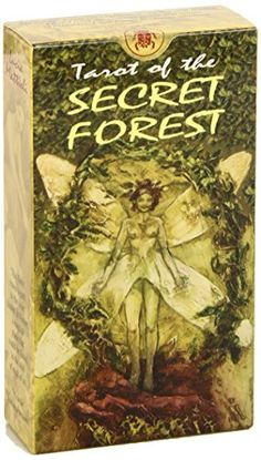 Tarot of the Secret Forest (English and Spanish Edition) by Lo Scarabeo http://www.amazon.com/dp/0738707635/ref=cm_sw_r_pi_dp_jgHGwb1CZ2WQA