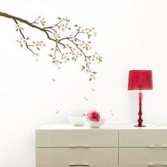 Blossom wall sticker.