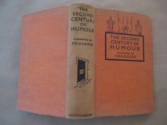 1930's The Second Century of Humour illustrated by by ackantiques