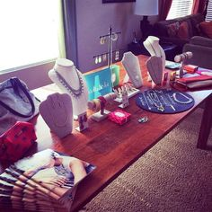 Stella and Dot Trunk Show Example
