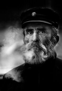 ♂ Man portrait face The Sailor Sea Captain, Old Fisherman, Old Faces, Moustaches, People Of The World, Interesting Faces, Old Men, Sean Connery, Amazing Photography