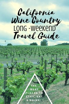 California Wine Country Weekend Travel Guide to Sonoma & Napa // Where to stay in Sonoma.
