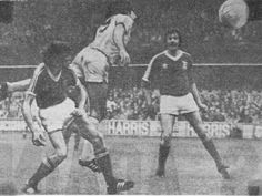 Ipswich Town 0 Everton 1 in Oct 1978 at Portman Road. A goal for Bob Latchford. His header gave Everton the points #Div1