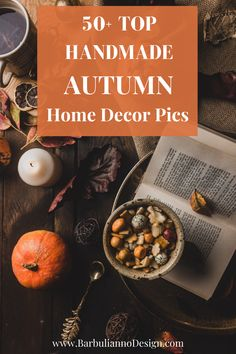 Autumn Handmade Home Decor for every pocket. From cosy pillows and blankets to teapots and wreaths, I've got you covered. Get ready to create a magazine-worthy looking home this autumn. #homedecorideasautumn #autumnhomedecor #autumnhomedecorcozy #cozyhomedecor #autumnhomedecoruk #autumnhomedecorinspiration