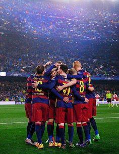"""Képtalálat a következőre: """"Barcelona football free ecards"""" Fc Barcelona, Barcelona Vs Arsenal, Barcelona Football, Club Football, Best Football Team, Football Memes, Football Stuff, Neymar Jr, Good Soccer Players"""