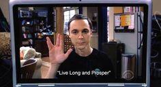 """Live Long & Prosper."" -Leonard Nimoy ""Spock"""