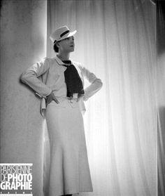 Chanel suit, 1935