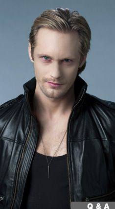 I love Eric Northman! From True Blood series on HBO.