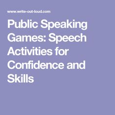 video games speech outline We will write a custom essay sample on informative speech evolution of video games specifically for you for only $1638 $139/page order now.