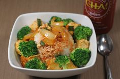 Heat Things Up This Valentine's Day With a Sriracha Stir-Fry