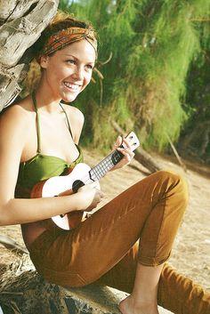 for summer (ukulele mandatory)