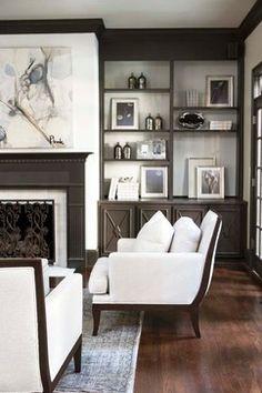 City: McDougald Residence - traditional - living room - charleston - Linda McDougald Design   Postcard from Paris Home