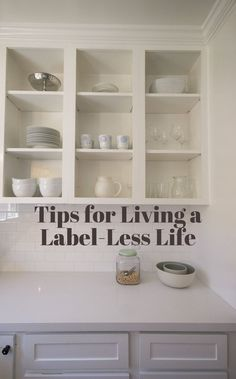Clutter from your life living the label less life apartment therapy