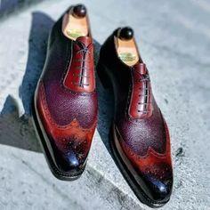 Men's Handmade Dress Shoes Oxford Shoes Leather Shoe Laces, Suede Shoes, Lace Up Shoes, Men's Shoes, Shoe Boots, Dress Shoes, Shoes Men, Mens Business Shoes, Formal Shoes