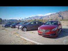 VIDEO: Kelley Blue Book's 2015 Midsize Sedan Comparison Test