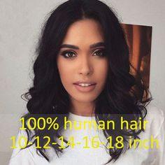 8A Human Hair Silk Top Base Lace Front Wigs Black Women Brazilian Body Wave Wig #Unbranded #FashionSexylonghairbodywavehumanhairwig