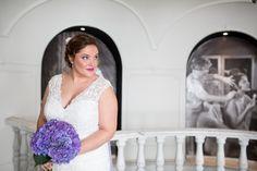 Boda temática morado  Purple wedding theme  Ramo morado Purple bouquet