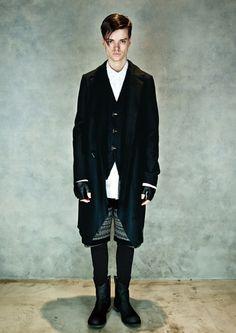 Kazuyuki Kumagai Fall/Winter2012 Menswear