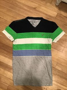 daf35804 American Eagle Outfitters Mens XS Multicolor #fashion #clothing #shoes  #accessories #mensclothing