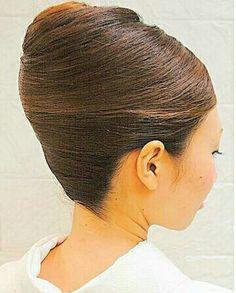 French Pleat, Helmet Hair, Big Bun, Bouffant Hair, Hairspray, Little Miss, Hair Dos, Bun Hairstyles, Updos
