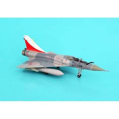 Hogan French Air Force Mirage Plastic Model Aircraft