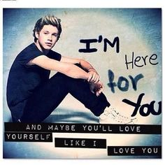 Oohh and I just let theselittle things slop out of my mouth but its you oh its you they add up to I'm in lovable with you and all your LITTLE THINGS!- hannah