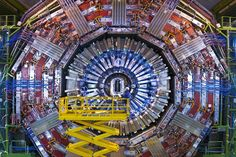 The Compact Muon Solenoid, a general-purpose detector at the Large Hadron Collider. Credit: CERN