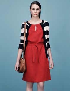 Hobbs - Peak dress