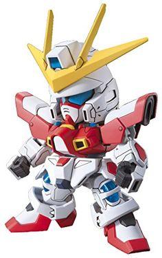 Bandai Hobby BB396 SD Build Burning Gundam Model Kit ** Click image to review more details.