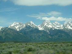Homesick for Wyoming.